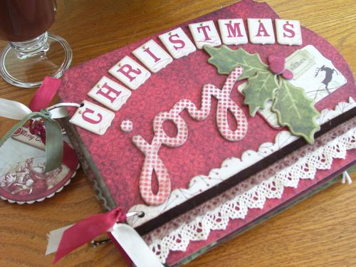 ChristmasJoyAlbumKit