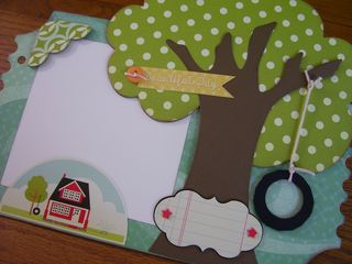Chipboard Album - Summer Fun pg8