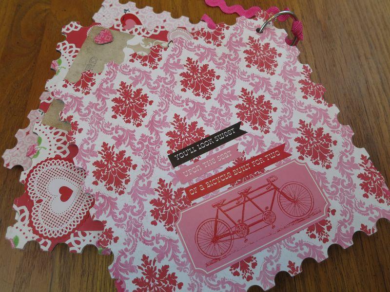 Sweet Valentine album kit pics 020