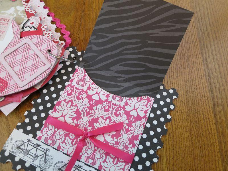 Sweet Valentine album kit pics 019