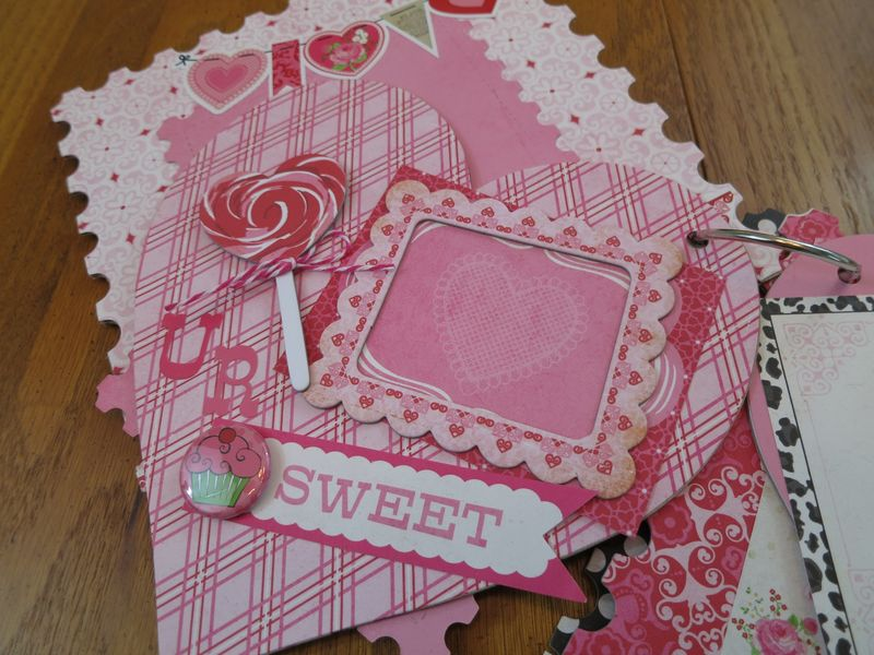 Sweet Valentine album kit pics 008