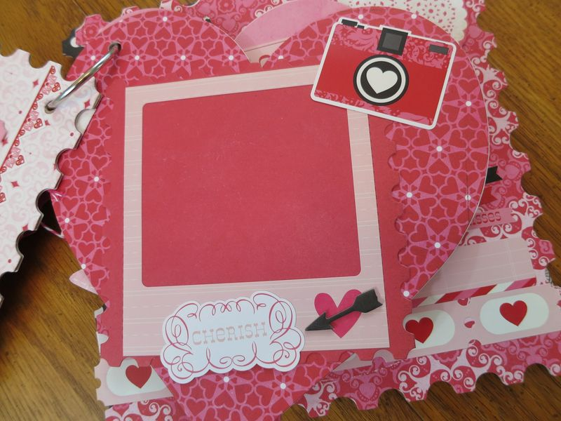 Sweet Valentine album kit pics 006