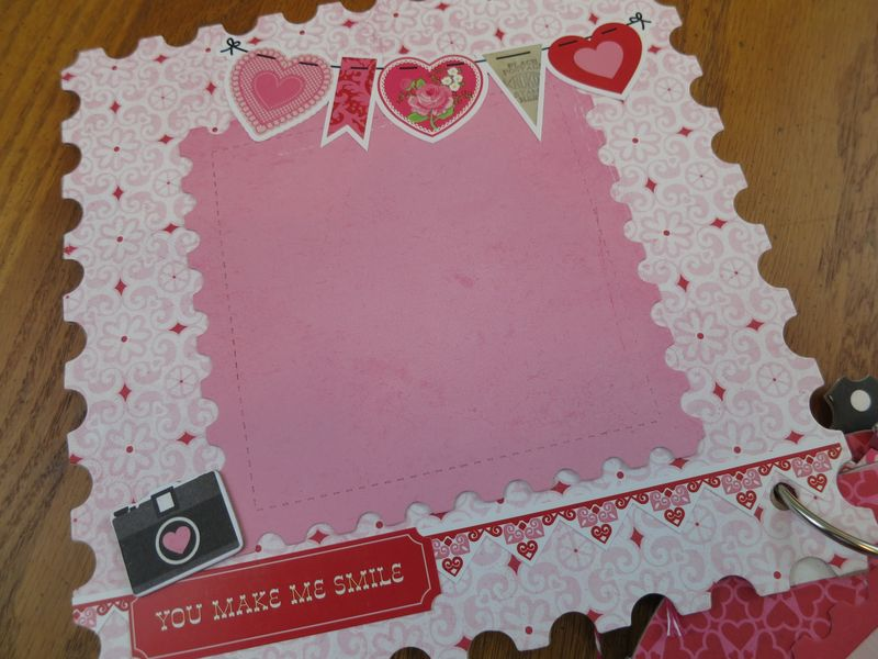 Sweet Valentine album kit pics 005