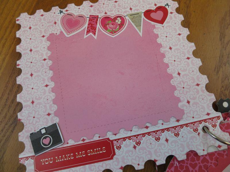Sweet Valentine album kit pics 005