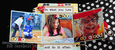 Amy Sheffer the good life album tri-fold open