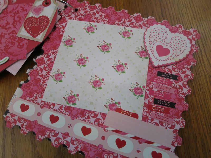 Sweet Valentine album kit pics 013