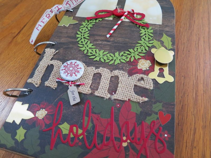 Home for the Holidays album cover
