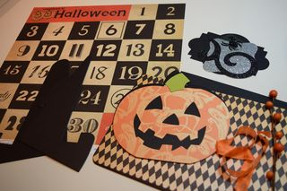 Countdown to Halloween kit 002