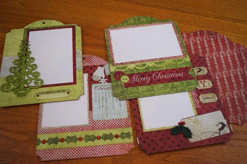 St Nick album kit 29