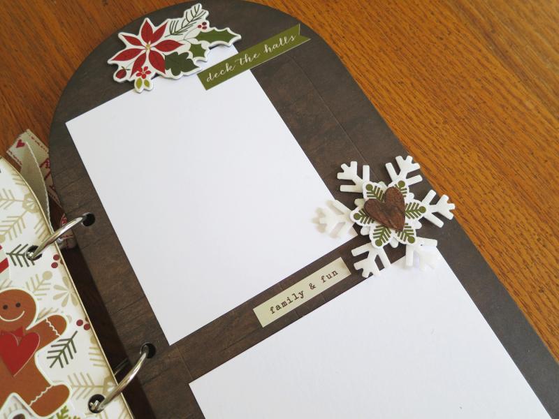 Home for the Holidays album pg7