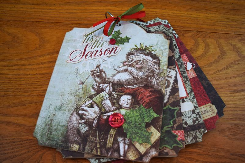 St Nick album kit 6