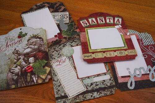 St Nick album kit 28